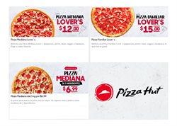 Catálogo Pizza Hut ( 6 días más )