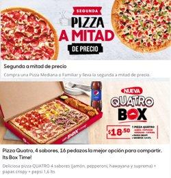 Ofertas de Restaurantes en el catálogo de Pizza Hut ( 24 días más)