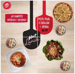 Ofertas de Pizza Hut  en el folleto de Guayaquil