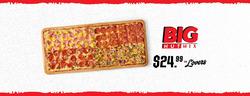 Ofertas de Pizza Hut  en el folleto de Quito