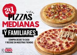 Cupón Pizza Hut en Rocafuerte ( 14 días más )