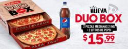 Cupón Pizza Hut en Pichincha ( 3 días publicado )