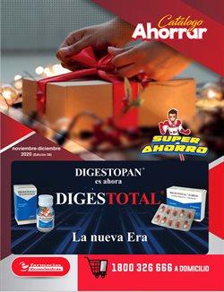 Catálogo Farmacias Económicas ( 27 días más )