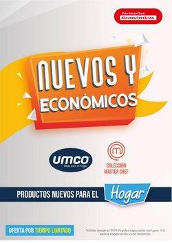 Ofertas de Salud y Farmacias en el catálogo de Farmacias Económicas en Cuenca ( 8 días más )