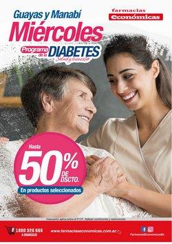 Catálogo Farmacias Económicas ( 13 días más)
