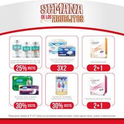 Ofertas de Salud y Farmacias en el catálogo de Farmacias Económicas ( Publicado ayer)