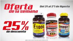Ofertas de Farmacias Económicas  en el folleto de Quito