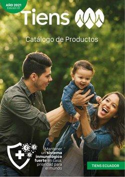 Ofertas de Tiens en el catálogo de Tiens ( Más de un mes)