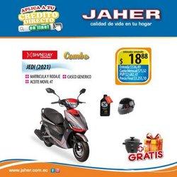 Ofertas de Tecnología y Electrónica en el catálogo de Jaher en Bahía de Caráquez ( 6 días más )