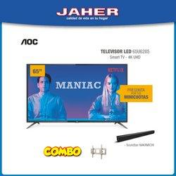 Ofertas de Jaher en el catálogo de Jaher ( 6 días más)