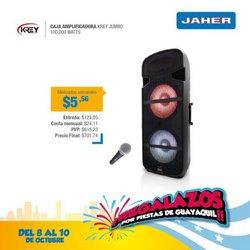 Ofertas de Jaher en el catálogo de Jaher ( 5 días más)