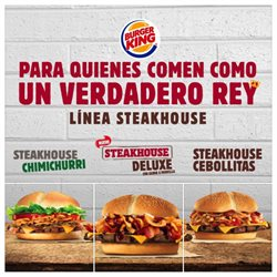 Ofertas de Burger King  en el folleto de Guayaquil