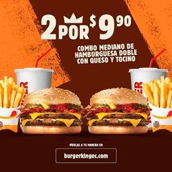 Catálogo Burger King ( Caducado )