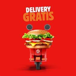 Ofertas de Restaurantes en el catálogo de Burger King ( 12 días más )