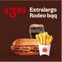 Catálogo Burger King ( 14 días más )