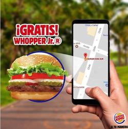 Ofertas de Burger King  en el folleto de Guayaquil