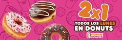 Ofertas de Dunkin' Donuts  en el folleto de Guayaquil