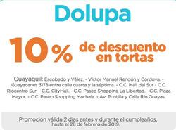 Ofertas de Dolupa  en el folleto de Guayaquil