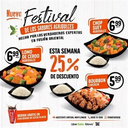 Ofertas de Restaurantes en el catálogo de Mayflower en Piñas Ecuador ( 19 días más )