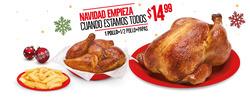 Ofertas de Pollo Gus  en el folleto de Quito
