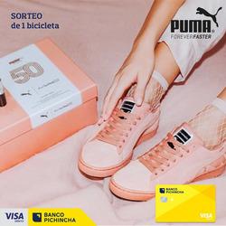 Ofertas de Puma  en el folleto de Quito