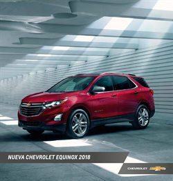 Ofertas de Chevrolet  en el folleto de Quito