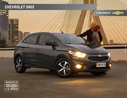Ofertas de Autos, Moto y Recambios  en el folleto de Chevrolet en Joya de los Sachas