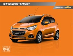 Catálogo Chevrolet en Machala ( Más de un mes )