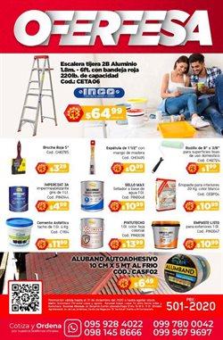 Ofertas de Ferreterías en el catálogo de Ferretería Espinoza ( 3 días publicado )