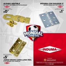 Ofertas de Ferretería Espinoza  en el folleto de Guayaquil