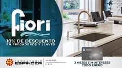 Cupón Ferretería Espinoza en Portoviejo ( 15 días más )