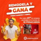 Cupón Ferretería Espinoza en Duran ( 19 días más )