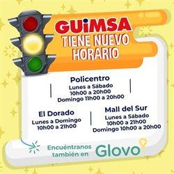 Ofertas de Juguetes, Niños y Bebés en el catálogo de Guimsa en Otavalo ( Más de un mes )