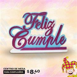 Ofertas de Fantasias del Conquistador  en el folleto de Guayaquil