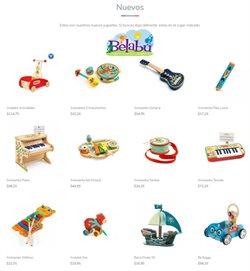 Ofertas de Juguetes, Niños y Bebés en el catálogo de Belabu Jugueteria en Samborondón ( 4 días más )