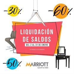 Catálogo Marriott Almacenes ( 16 días más )