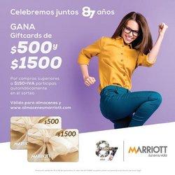 Ofertas de Marriott Almacenes en el catálogo de Marriott Almacenes ( 4 días más)