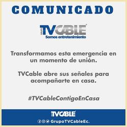 Cupón TV Cable ( 2 días más )