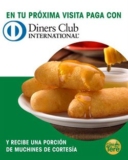 Ofertas de Restaurantes en el catálogo de Cafe de Tere en Montecristi ( 4 días más )