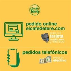 Ofertas de Restaurantes en el catálogo de Cafe de Tere en Piñas Ecuador ( 2 días más )