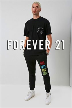 Catálogo Forever 21 ( 12 días más )