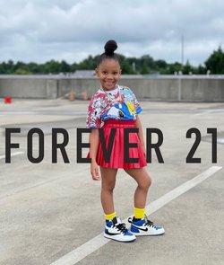 Catálogo Forever 21 ( 16 días más)