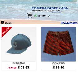 Ofertas de Sumbawa en el catálogo de Sumbawa ( Vence hoy)