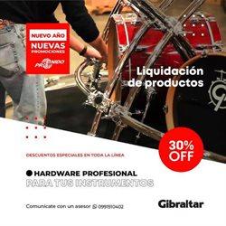 Ofertas de Almacenes en el catálogo de Pro Sonido en Quito ( Publicado hoy )