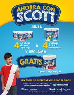 Ofertas de Servientrega  en el folleto de Guayaquil