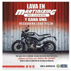 Catálogo Martinizing Dry Cleaning ( 4 días más )