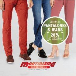 Ofertas de Martinizing Dry Cleaning en el catálogo de Martinizing Dry Cleaning ( Más de un mes)