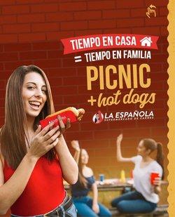 Ofertas de Supermercados en el catálogo de La Española en Quito ( Caduca hoy )