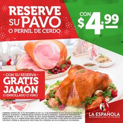 Ofertas de La Española  en el folleto de Guayaquil
