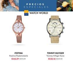 Ofertas de Watch World en el catálogo de Watch World ( 2 días más)